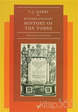 Richard Knolles History Of The Turks