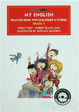 My Englsh Practice Book With Dialogues and Stories Grade 4