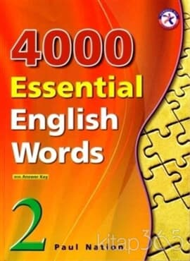 4000 Essential English Words 2 - With Answer Key