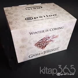 Game Of Thrones - Taht Oyunları (9 Kitap Set Özel Kutulu)