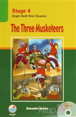 Stage 4 The Three Musketeers (Cd Hediyeli)
