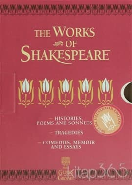 The Works of Shakespeare (3 Books)